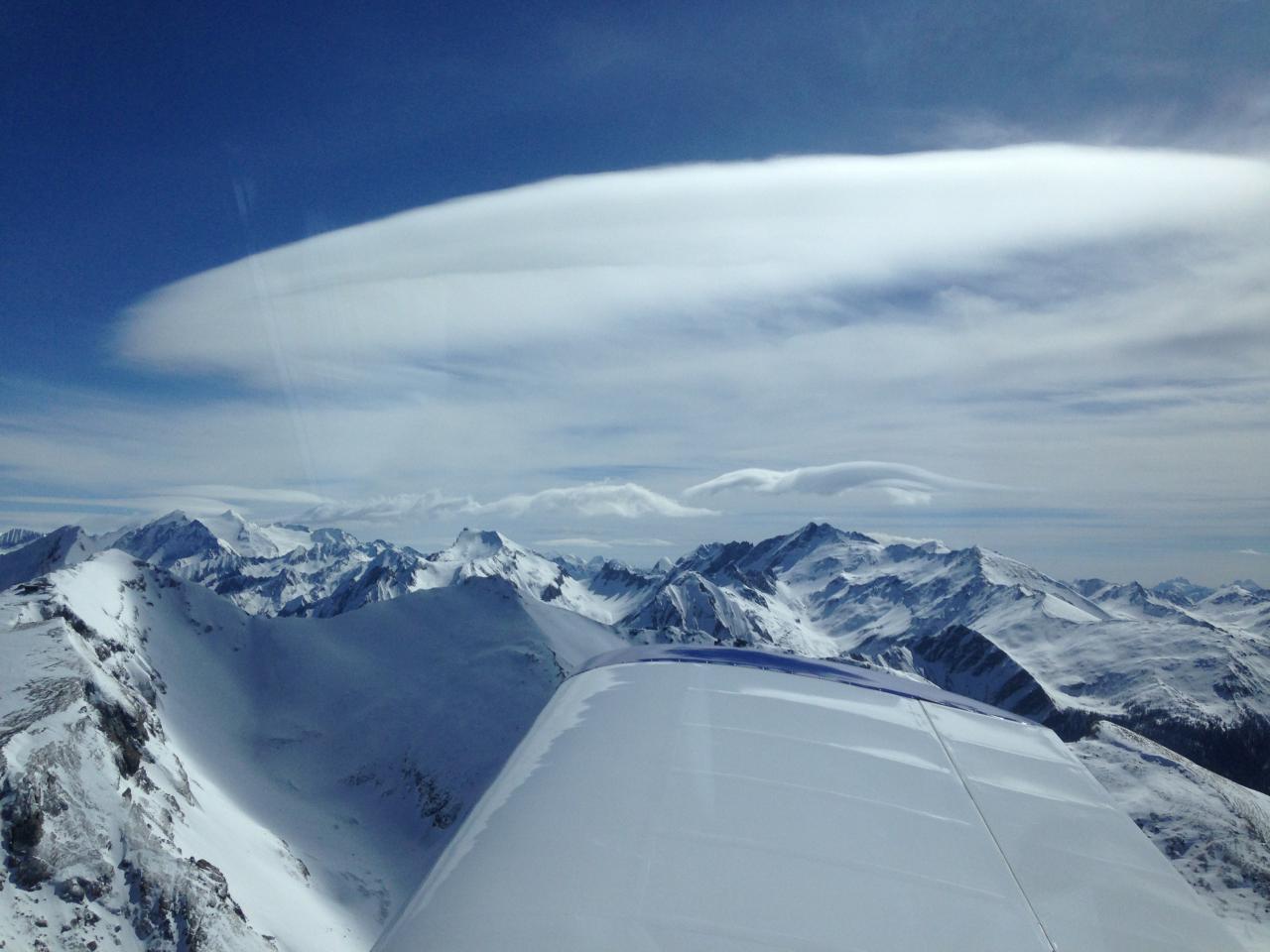 Les alpes en pioneer 200